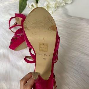 Aldo Shoes - Aldo | Pink Platform High Heels
